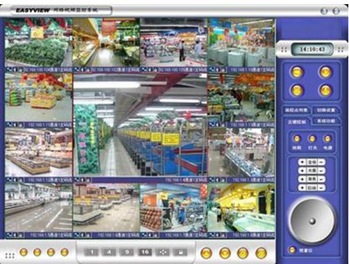 商场超市监控安装方案